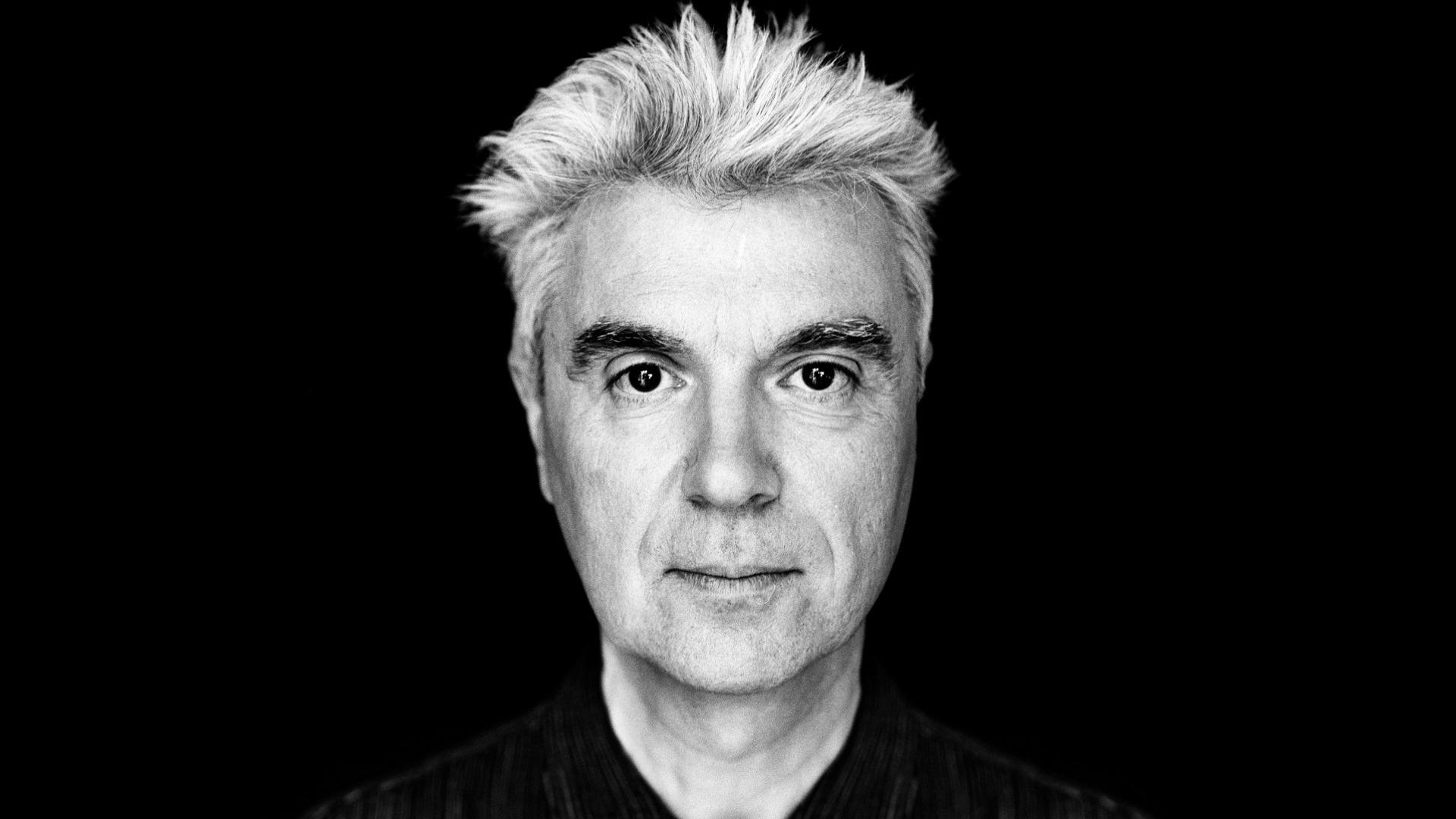 David Byrne è al lavoro su un nuovo album solista