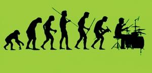 drummer evolution