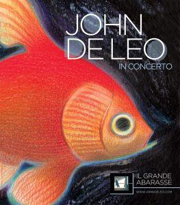 John De Leo poster