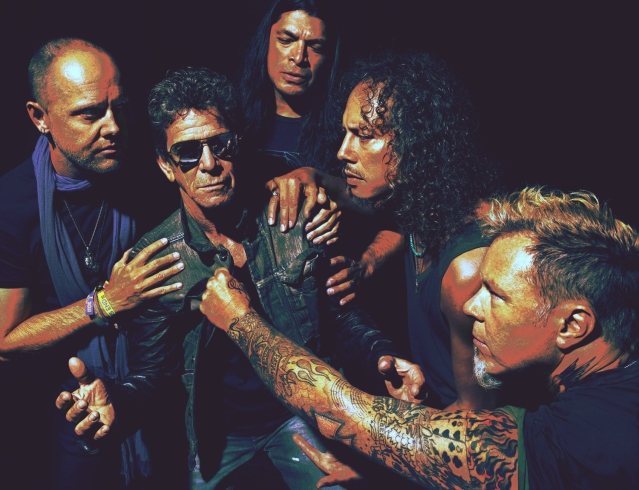 Lou Reed Metallica