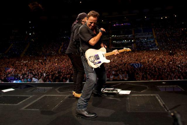 Springsteen Wikileaks Monomusicmag