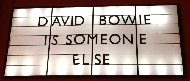 bowie mostra
